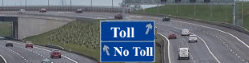 no Toll Routes